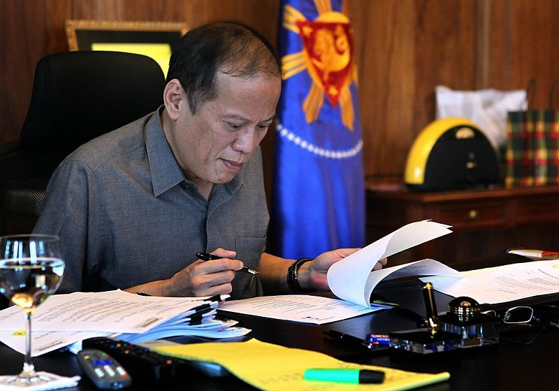 PresidentAquino At Work