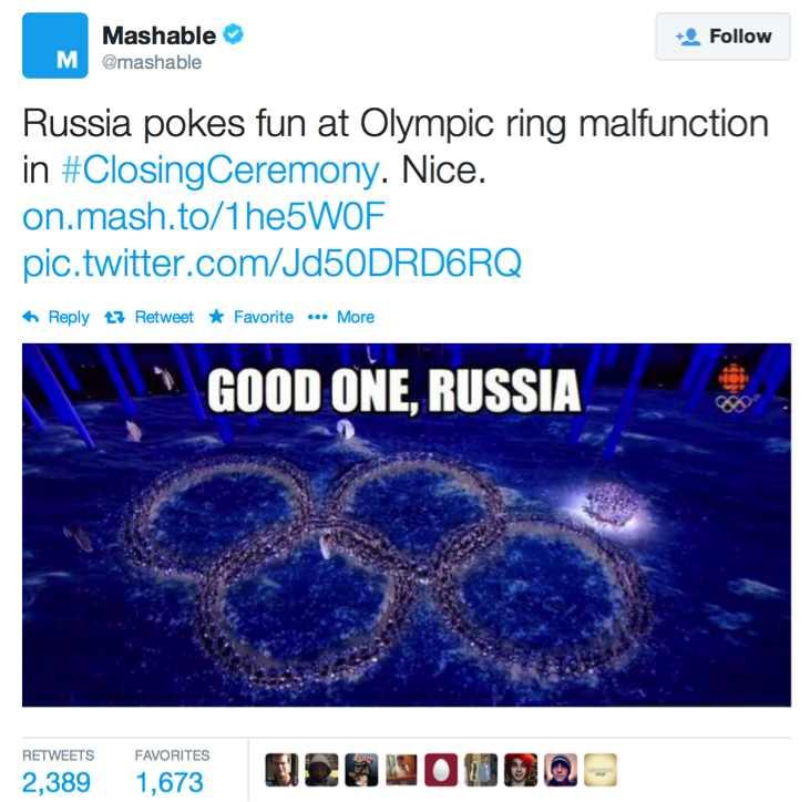 Sochi Olympics Fun