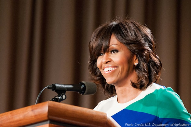 Michelle Obama Ends Veteran Homelessness