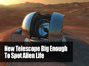 Telescope-Alien-Life