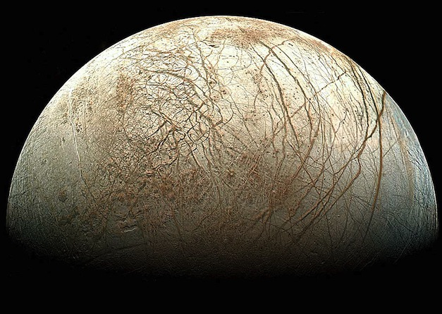 NASA-Europa-Mission