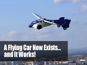 Flying-Car-Recommended