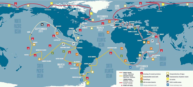 Tara-Oceans-Map