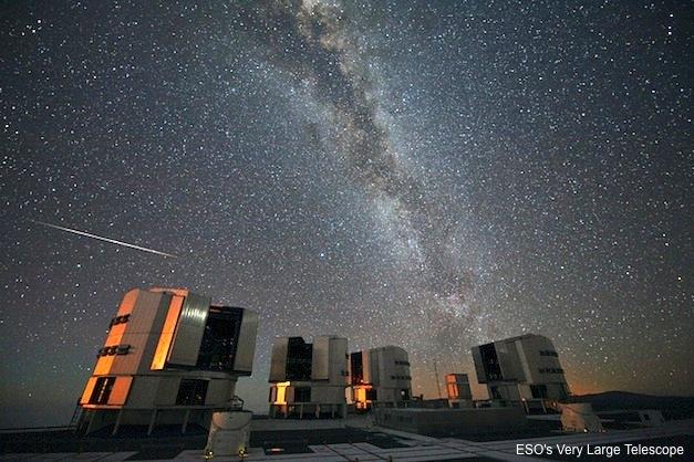 ESO-Very-Large-Telescope