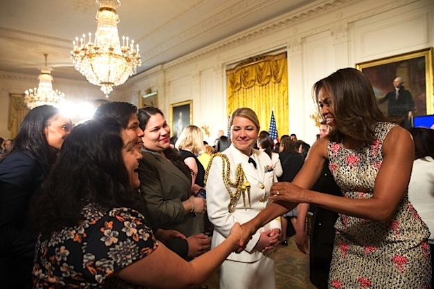 Michelle-Obama-Beating-The-Odds-Summit-2015