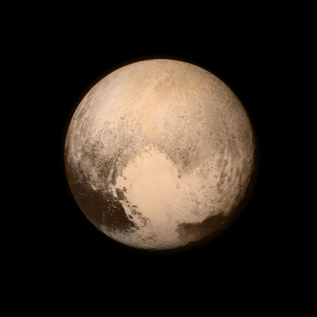 Pluto-Flyby-First-High-Resolution-Image