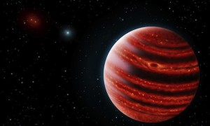 """Scientists Discover New """"Young Jupiter"""" Planet 100 Light Years Away"""