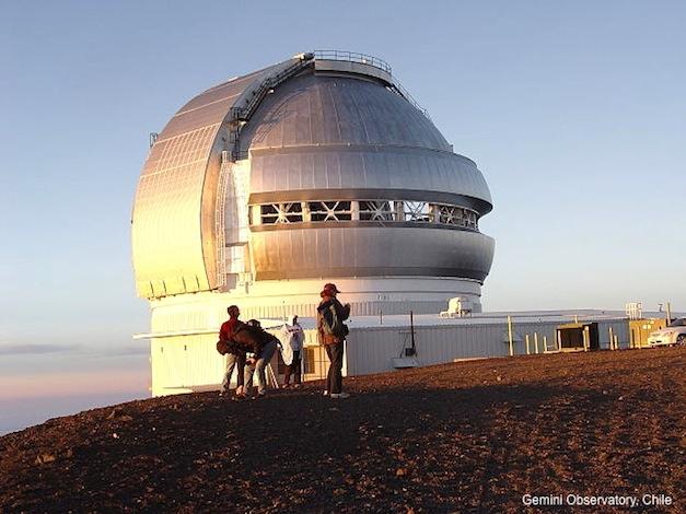 Gemini-Observatory-Chile