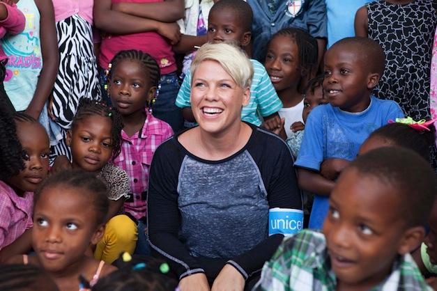 Pink-UNICEF-Ambassador-Announcment