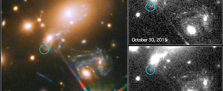 Refsdal-Supernova-Comparison