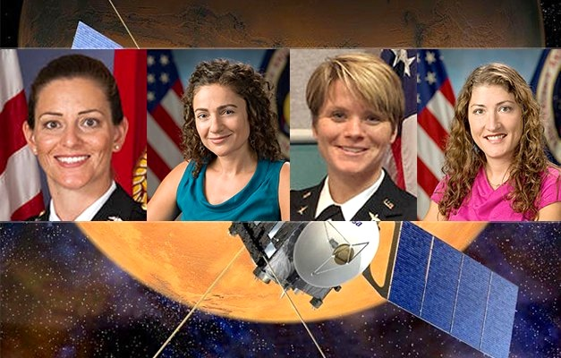 Four-Female-Astronauts-Mars-Misison