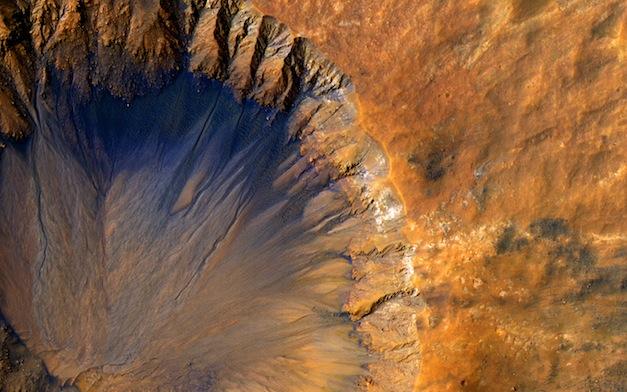 Mars-Surface