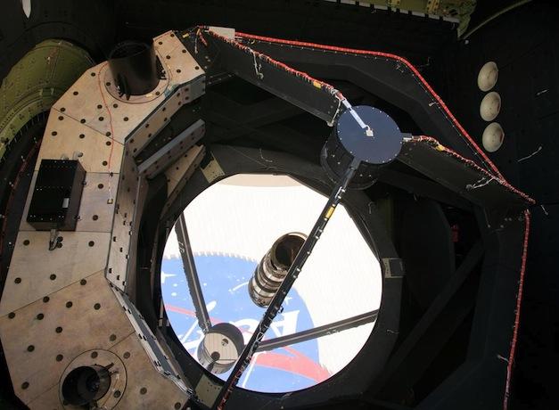 SOFIA-NASA-Telescope