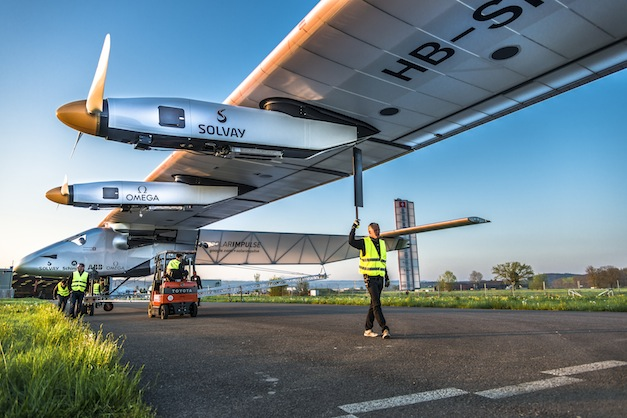 Solar-Impulse-2-On-the-Ground